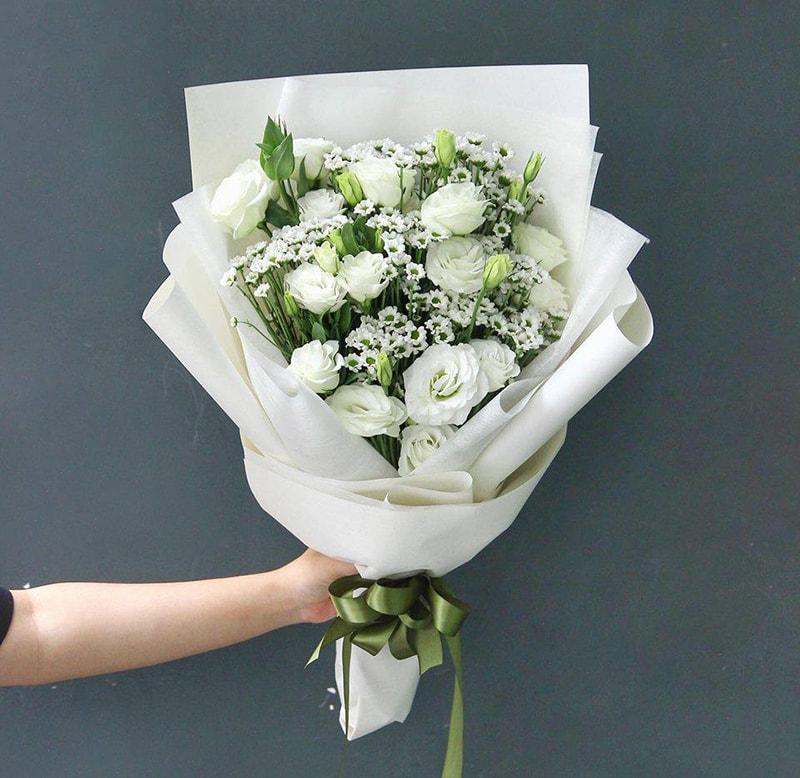 Nên tặng bạn gái hoa cúc nhân ngày Valentine