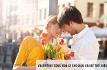 Valentine tặng hoa gì cho bạn gái để thể hiện tình yêu?