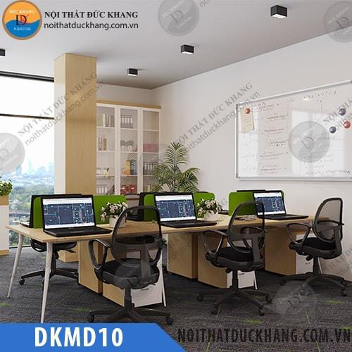 Cụm bàn làm việc 6 chỗ DKMD10
