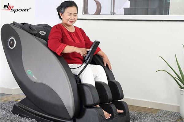 Mua ghế massage uy tín chất lượng tại tập đoàn thể thao Elipsport