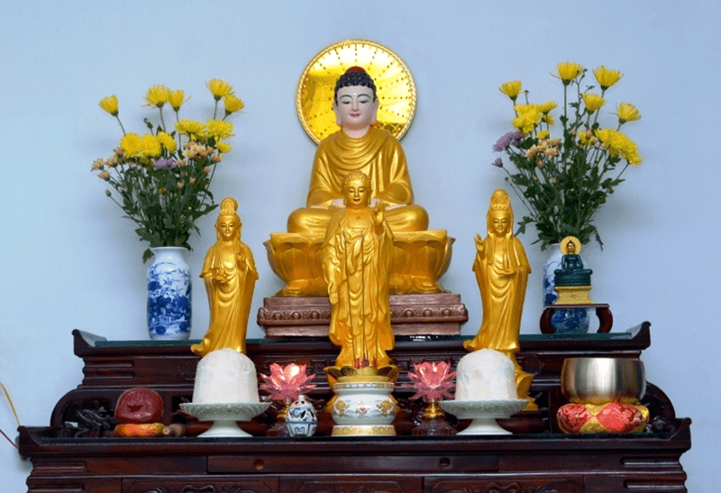 Bật mí những tượng phật có thể thờ trong nhà